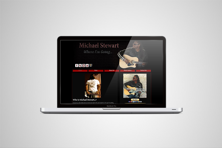 Who Is Michael Stewart Website