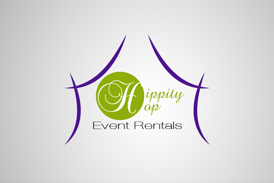 Hippity Hop Party Rentals Logo